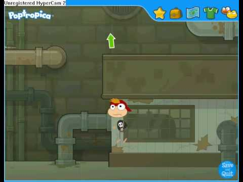 Poptropica- Super Powers- Part 5 [Boss Ratman]