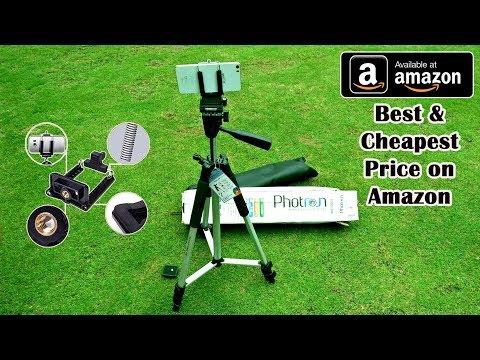 Best Budget 2 in 1 Tripod | Best Buy On Amazon