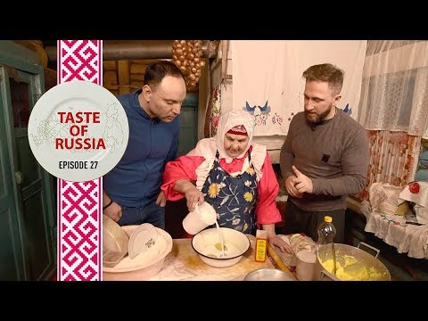 Language no barrier for 'gastronauts' in Tatarstan  - Taste of Russia Ep. 27