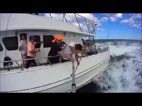 Deep Sea Fishing Florida, Obsession charters Port Canaveral, Party boat fishing florida