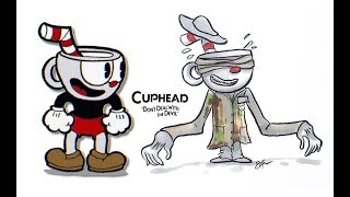 Cuphead characters as Horror Game Characters