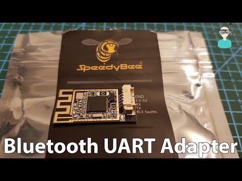 SpeedyBee Bluetooth UART Adapter - Overview & Setup