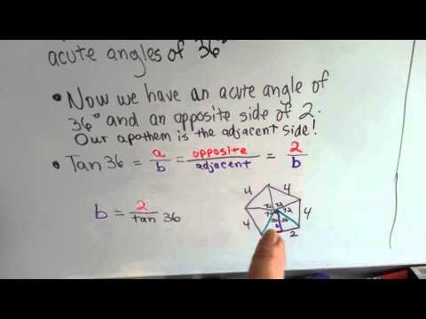 Surface Area of a Pentagonal Prism (Geometry #267)