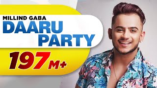 Daaru Party (Full Song) | Millind Gaba | Latest Punjabi Songs 2015 | Speed Records