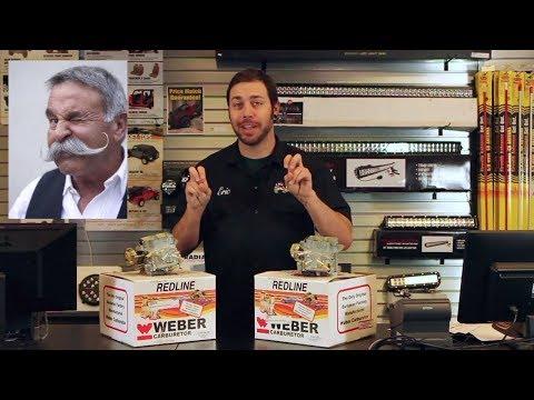 Fake Weber Carburetor