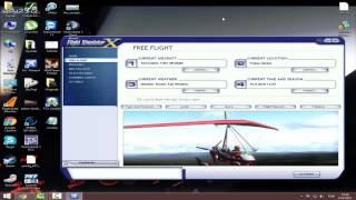Microsoft Flight Simulator X Scenery Ekleme (2)