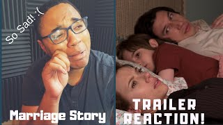 Marriage Story   Both Trailer Reactions! (Kylo Ren and Black Widow get Divorced)