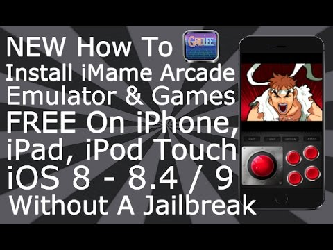 Install iMame Arcade & Games FREE On iOS 9 / 10 / 11 NO JAILBREAK iPhone, iPad, iPod Touch