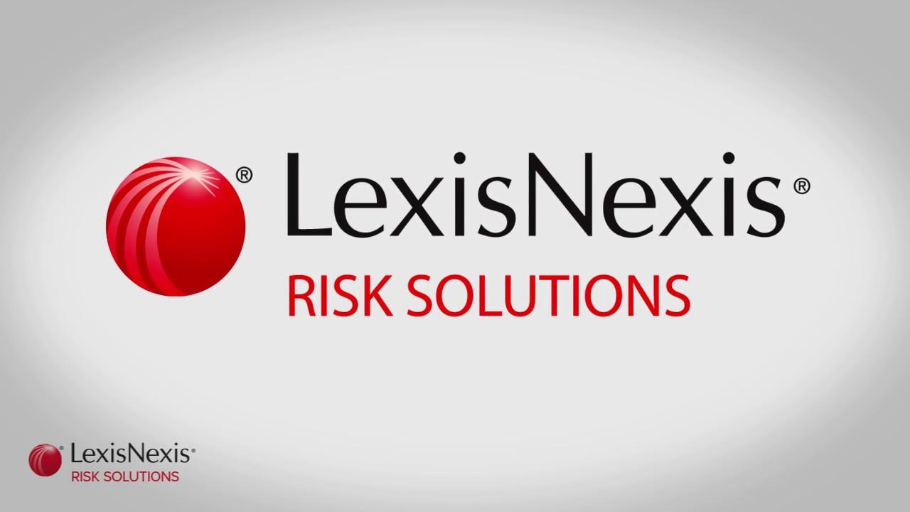 Introducing LexisNexis Risk Solutions