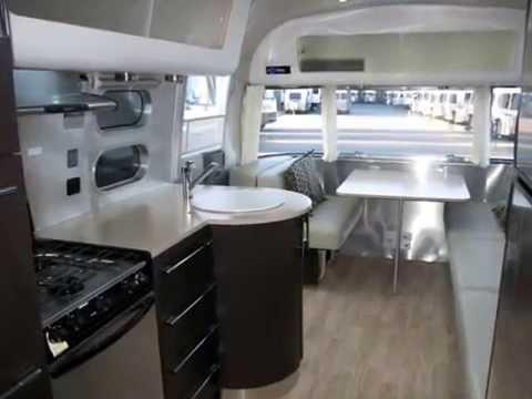 2012 Airstream International Signature 27' FB Travel Trailer New Jersey Campground