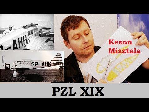 Xxx Mp4 PZL 19 I Keson Misztala PZL XIX Zabytki Nieba 3gp Sex