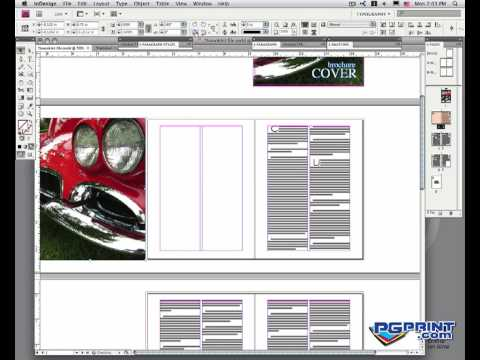 Print Booklet Design - PGprint.com