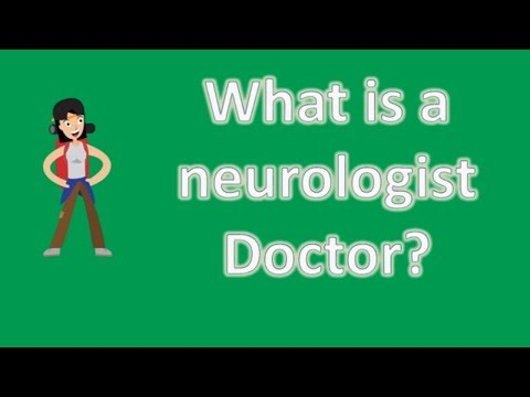 What is a neurologist Doctor ?   Health Channel
