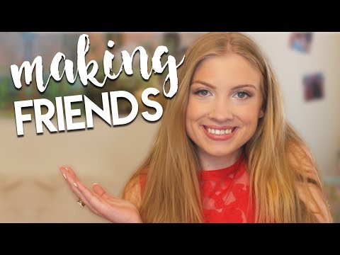 The Truth About Making Friends In College | Lottie Smalley