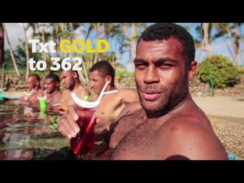 Txt GOLD to 362 - Road to Rio