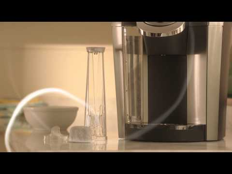 How To Use The Keurig® 2.0 Water Filter