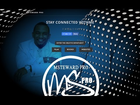 MSteward Pro Websites Video