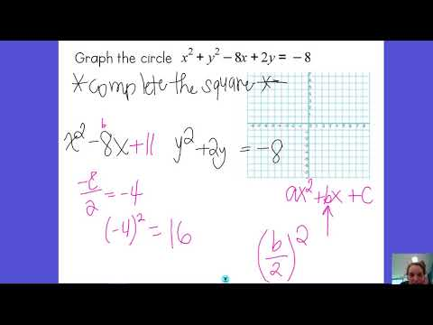 10.8 Completing the Square