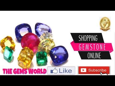 How to buy Gemstones online? 7 easy steps to buy a better gem| Now anyone can buy a better Gemstone