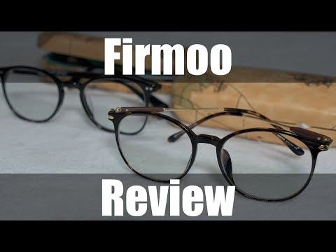 Buying  Prescription Glasses Online - Firmoo Review