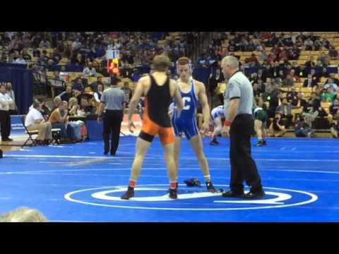 Platte County's Ethan Karsten wins state title after brother's death