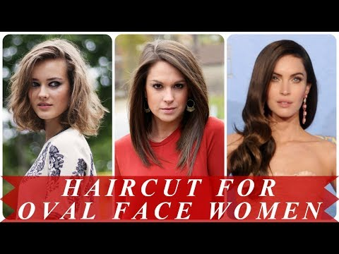 Best hairstyle for oval shaped face 2018