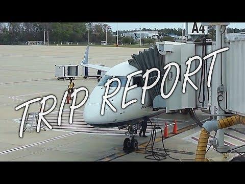 jetBlue Airways Embraer ERJ-190 Coach Trip Report / Flight Review [FLL to JAX]