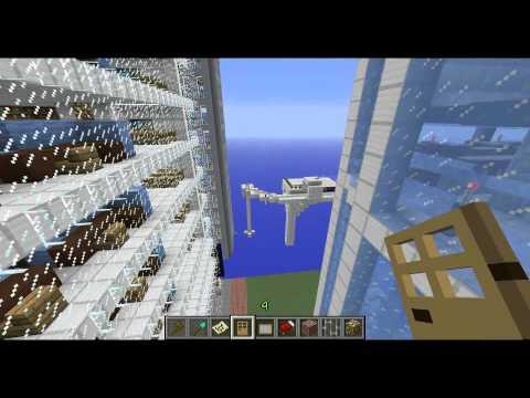 Minecraft - Gotham City build - Part 37 - Download update