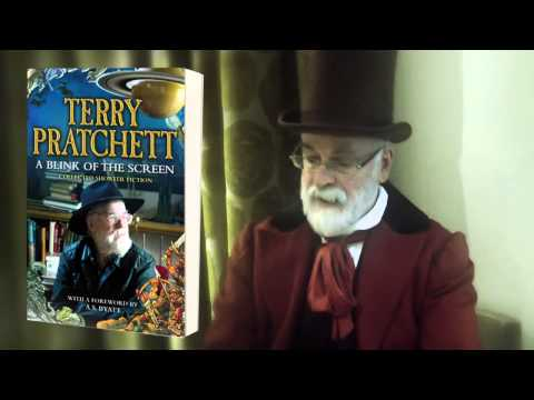 Terry Pratchett introduces A Blink of the Screen