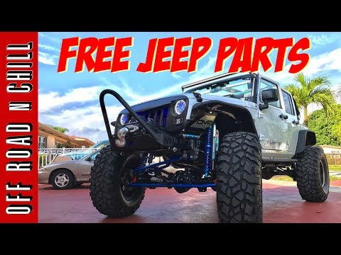 How to Get a Jeep Sponsorship / Getting sponsored by Companies