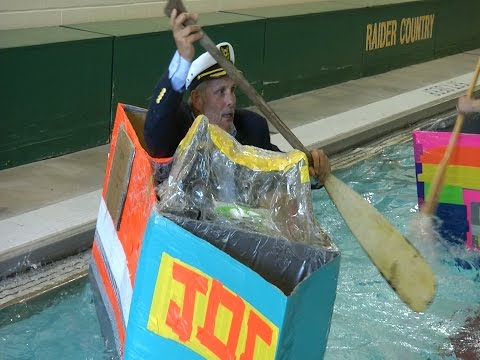 Duct Tape Boat Race Challenge