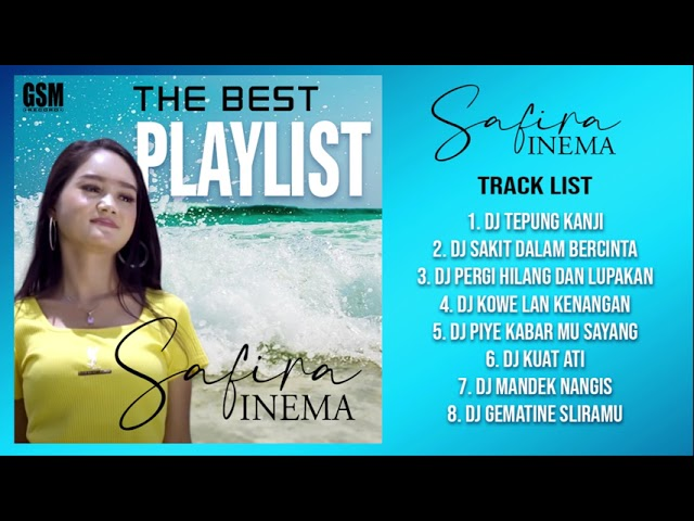 Download The Best Playlist - Safira Inema  I Official Audio MP3 Gratis