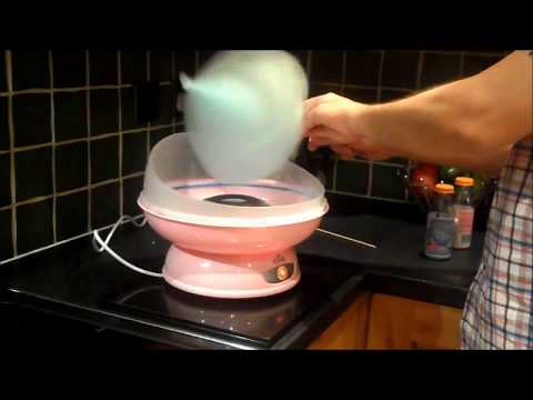 HOW TO BASIC - MAKE THE WORLDS BEST COTTON CANDY FLOSS AT HOME TUTORIAL VIDEO