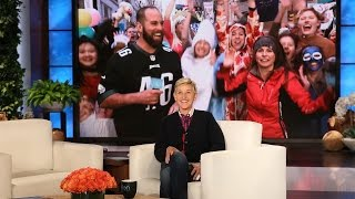 Ellen Feels the Love in Philly – LIVE!