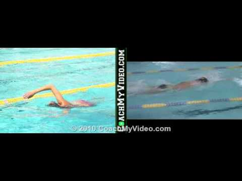 Triathlon Coaching: Swimming Tips from an Expert using CoachMyVideo.com