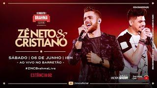 Zé Neto e Cristiano - LIVE NO BARRETÃO