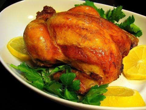 Slow Roast Chicken - Sanjeev Kapoor - Khana Khazana