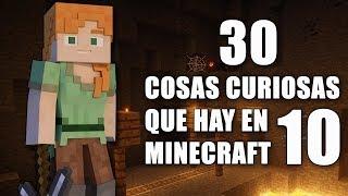 30 cosas curiosas que hay en Minecraft - Parte 10