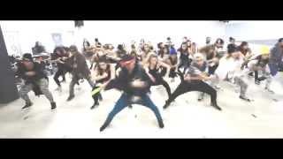 Pasha Trutnev || Dancehall Workshop || Studio Attitude || Bordeaux, France