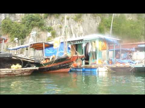 Our Trip to Asia 2014 - Ha Long Bay with Glory Cruise, Vietnam