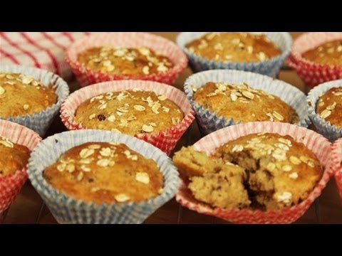 Fruity Muffins: The Lighter Option