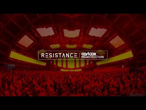 Ultra 2018: Carl Cox presents Resistance Megastructure - Day 1 (BE-AT.TV)