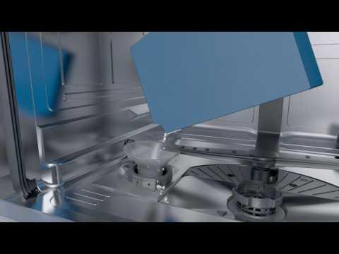 Siemens how to dishwasher salt