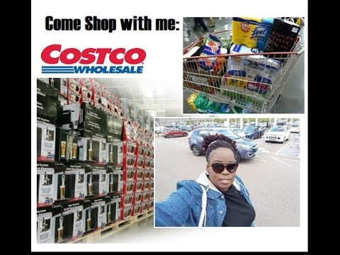 Come Shop with me /At COSTCO UK.