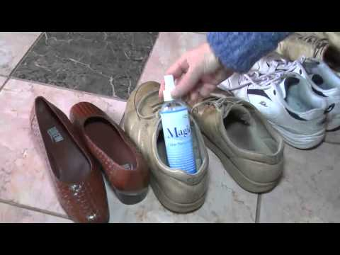 How to Get Rid of Sweat Odor in Shoes