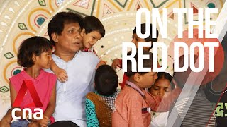 CNA   On The Red Dot   E18 - Chef Mission: The Singaporean rescuing children in India
