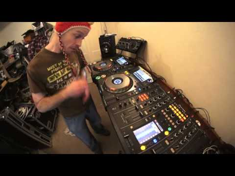 DJ TUTORIAL  PRACTISE WITH MIXING ACAPELLAS by ellaskins the DJ Tutor.