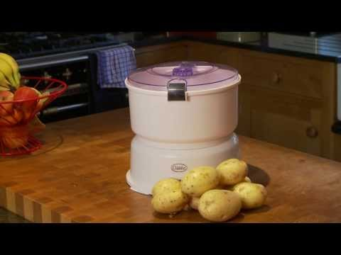 Automatic Electric Potato Peeler