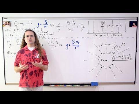 Gravitational Field Introduction