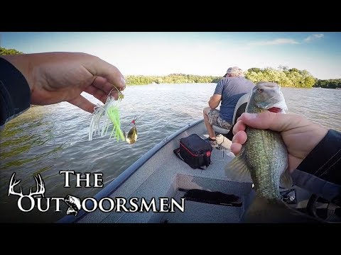 Weekly Tuesday Evening Bass Fishing Tournament On The Ohio River 6/5/18  - The Outdoorsmen